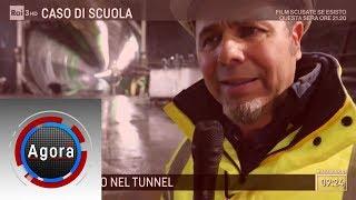 TAV, viaggio nel tunnel - Agorà 22/02/2019
