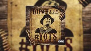 "DJ Paul KOM ""Shake"" ft. OG Maco [Audio] from #YOTS"