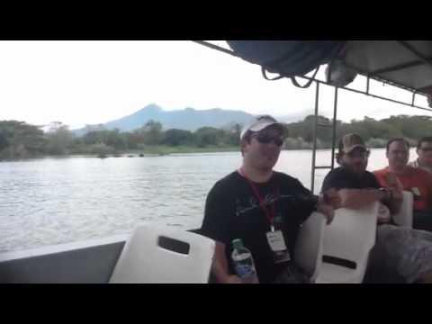 Drew Estate Cigar Safari Part 6: Mombacho Volcano from Lake Nicaragua