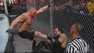 The Undertaker vs Brock Lesnar Hell in a Cell FULL Match 2015 width=