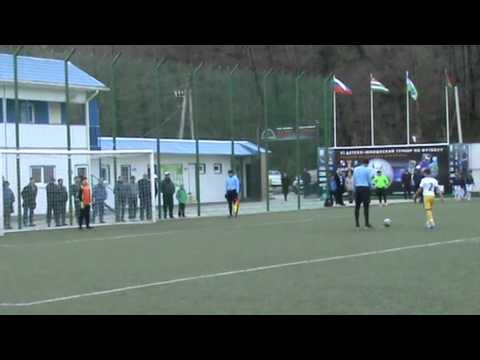 Победная серия пенальти «Металлург-2001» на международном турнире «Мемориал Валентина Бубукина»