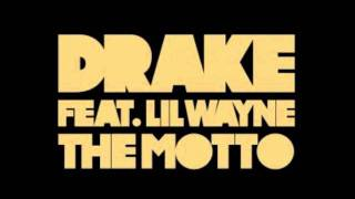 The Motto (feat. Lil Wayne) Bass Boost - Drake