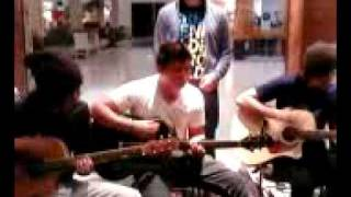 Down For The Count - Write This Down (Acoustic) Part 2 (4/6/09)