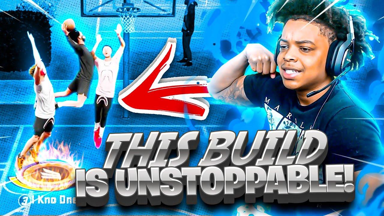 DnellTV - EXPOSING TRYHARDS IN NEXT GEN NBA 2K21! BREAKING ANKLES/DUNKING ON DEFENDERS! 2-WAY DEMIGOD BUILD!
