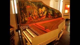 BACH: Goldberg Variations BWV 988 -Aria- Harpsichord