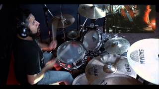 The Greatness Design - Dark Silence (Drum Cover by Jose Sotomayor)