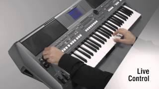 PSR-S670 Voice