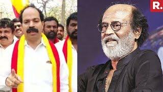 Fringe Group Threatens To Block Rajinikanth's Kaala In Karnataka
