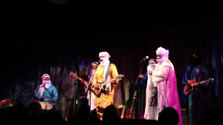 Tinariwen, 10/13/12, One Longfellow Square