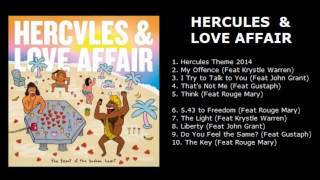Hercules & Love Affair - My Offence (Feat. Krystle Warren)
