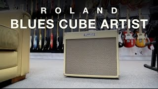 Roland Blues Cube Artist 80W Combo
