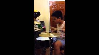 Easy Lover (Drums Cover)