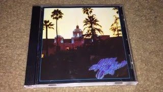 Unboxing The Eagles - Hotel California