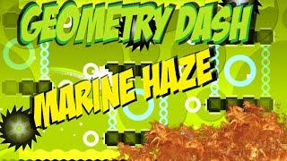 Geometry Dash | MARINE HAZE ( No hay rap ╭( ◕﹏◕ )╮) SnyderYT