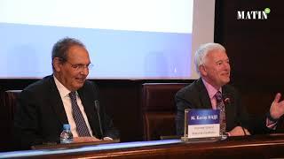 Signature d'une convention entre la Bourse de Casablanca et CISI