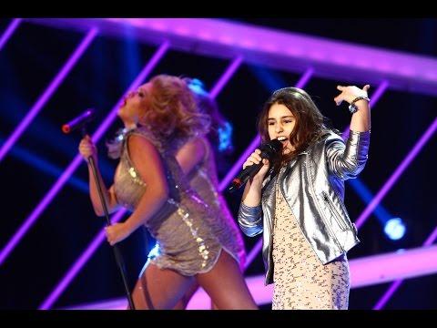 """Aretha Franklin - """"Think"""". Briana Gusu, la Next Star!"""
