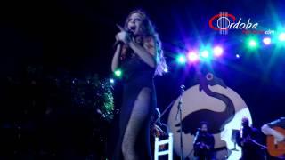 María Toledo en la Noche Blanca del Flamenco 2014
