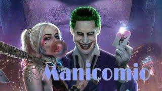 Harley Quinn y él Joker (Manicomio)