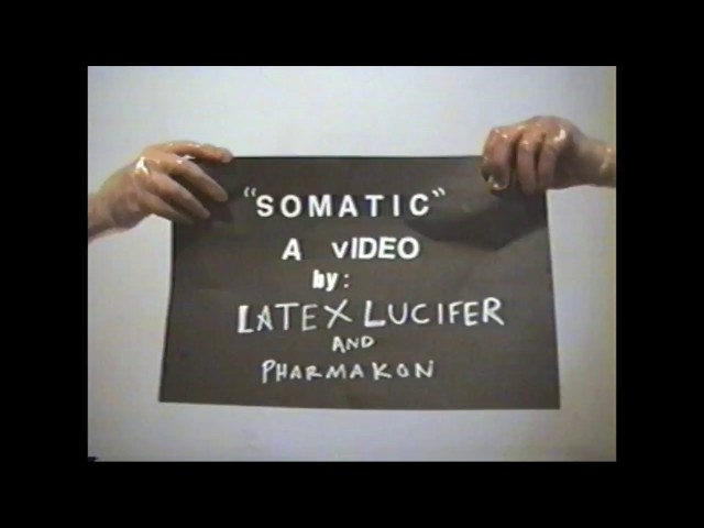 Pharmakon - Somatic (Official Music Video)