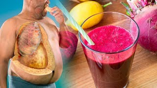 Drink This Juice To Help Reverse Your Fatty Liver