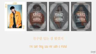 K.A.R.D - RUMOR [Han|Eng] Lyrics