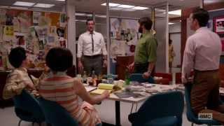Mad Men - Don Draper on Speed
