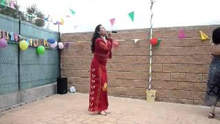Tristes Recuerdos, canta: Brenda Cruz y nos deleita con sus rancheras