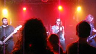 """The Letter Black """"Sick Charade"""" (Live)"""