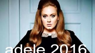 adele 2016 album new