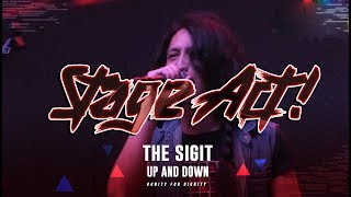 The Sigit - Up & Down [Live at Grand Opening Click Square]