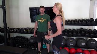 Arms Toning Exercises part 1