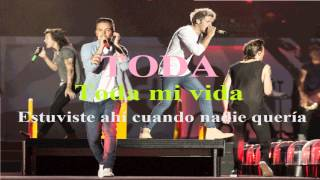 Drag me down/ One Direction - Bensais (Audio - Cover Español)