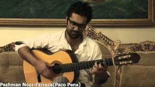Pezhman Noor - Farruca (Paco Pena)
