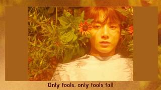 [Clean Version Lyrics] Fools - Cover by BTS Jungkook and RM