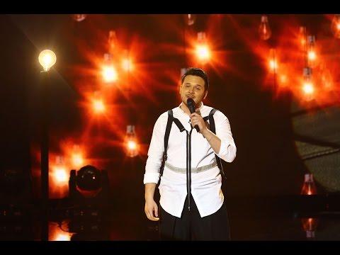 """Nicolae Furdui Iancu - """"Săracă inima mea"""". Marcel Roşca în semifinala X Factor"""