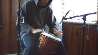 Djembe - Latin - African beat