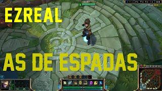 PBE - Ezreal As de Espadas - Nueva Skin - League of Legends