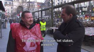 Luc Haekens: nationale staking