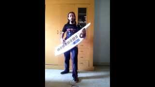 Danger Line - Keytar Cover (Avenged Sevenfold)