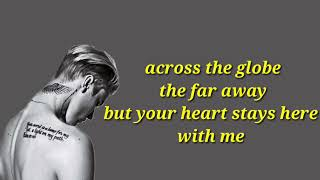 Justin Bieber Every minute lyrics video