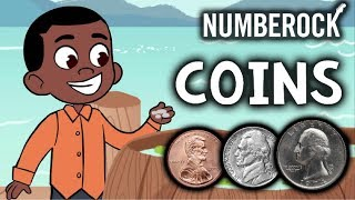 Coins Song For Kids | Pennies, Nickels, Dimes, & Quarters For Kindergarten & Up