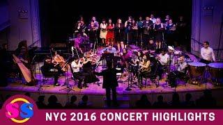 [HIGHLIGHTS] Sailor Moon NY Concert 2016 | SeraSymphony