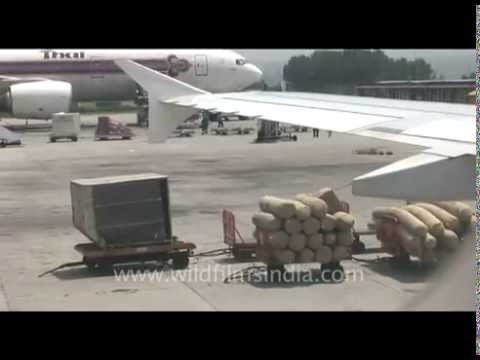 Tribhuvan Airport – The only International airport in Nepal!