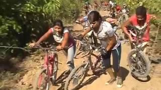 Trilha do verão de bike Org: Donizete