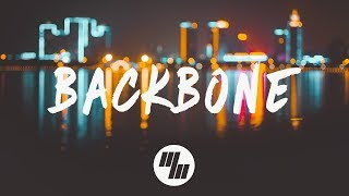 DROELOE - Backbone (Lyrics / Lyric Video) feat. Nevve
