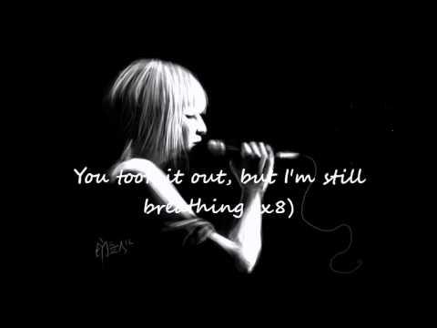 LYRICS] Sia - Alive Chords - Chordify
