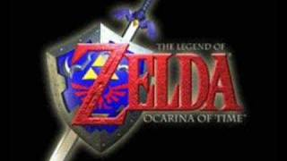 Ocarina of Time: Temple of Time