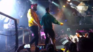 Loba - Recycled J, Bejo, Indigo Jams - (Live Madrid - Sala Changó - 10/02/2017)