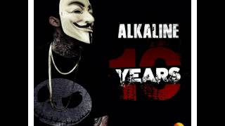 Alkaline  (Vendetta) - 10  Years [Raw] - April 2015