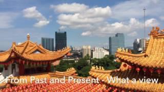 Episode 1 - Thean Hou Temple - Kuala Lumpur